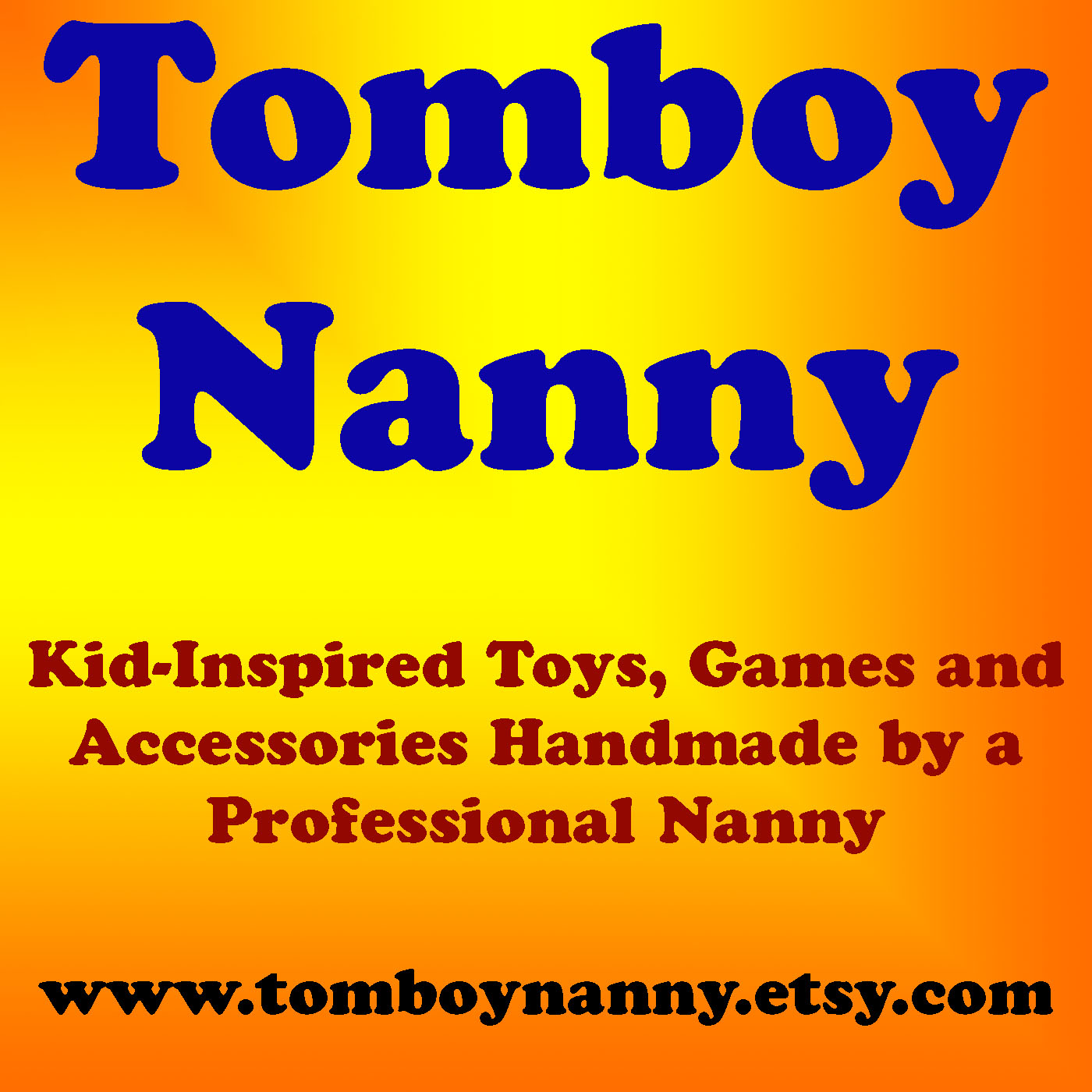 Tomboy Nanny will be at more Craft Fairs soon!