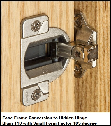 All Of Them Work Well In Hiding An Old Surface Mount Bar Or Pin Hinge Which  Are Common In Pre 1980 90u0027s Cabinetry.