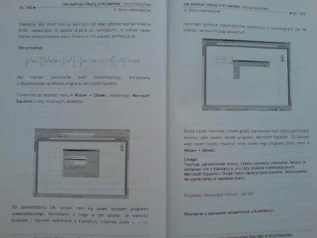 Zdjęcie z książki - Jak napisać, przepisać i z sukcesem obronić pracę dyplomową?