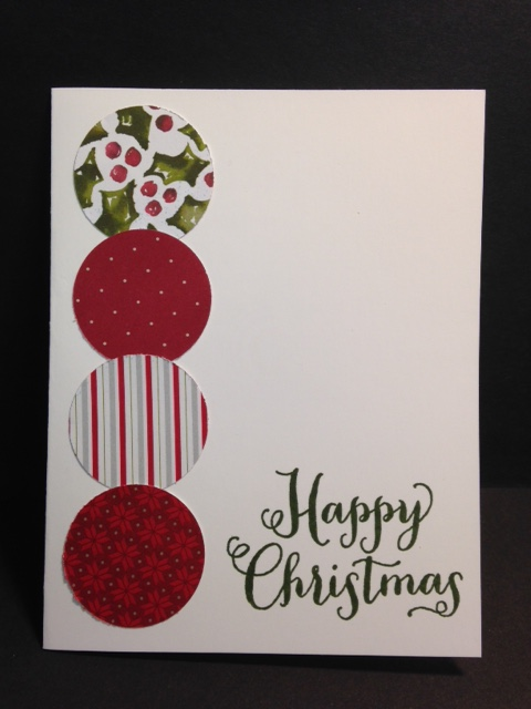 an oh what fun christmas card