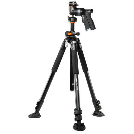 Vanguard ABEO Pro 283AGH Alu Tripod with GH-300T Pistol Grip Ball Head