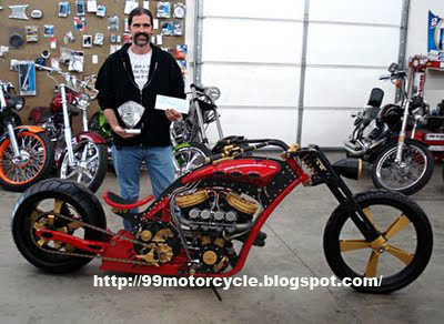 HARLEY DAVIDSON 2011-Cool and Top