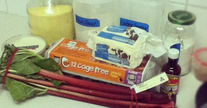 Stewed Apple And Yoghurt Cake Recipe Uk