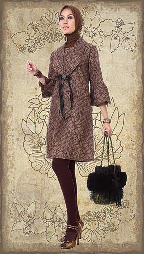 Model Baju Muslim model+baju+muslim+batik
