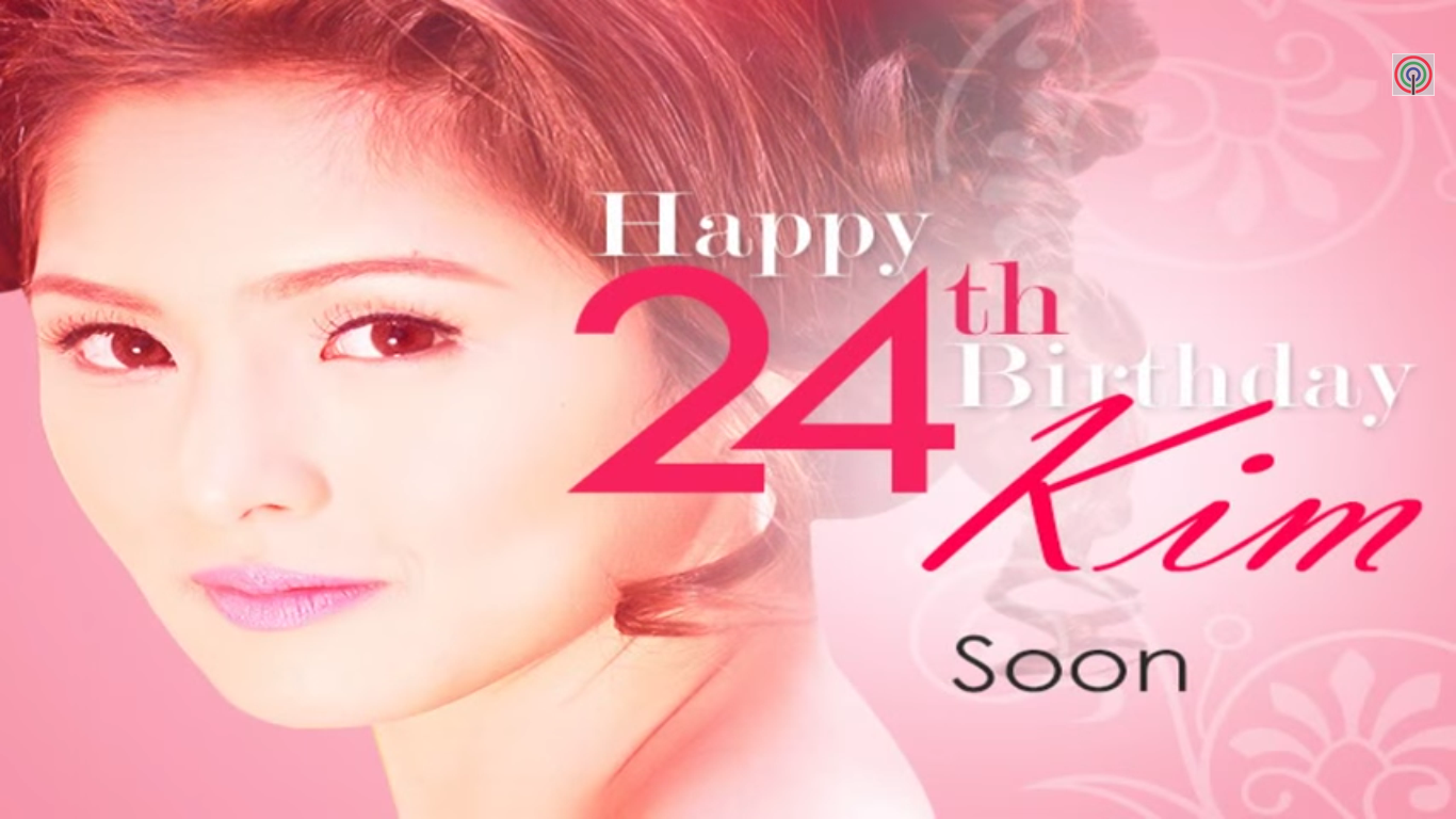 24th Birthday kim chiu, kim24, Happy 24th Birthday Kim Chiu, #Kim24TheJourney