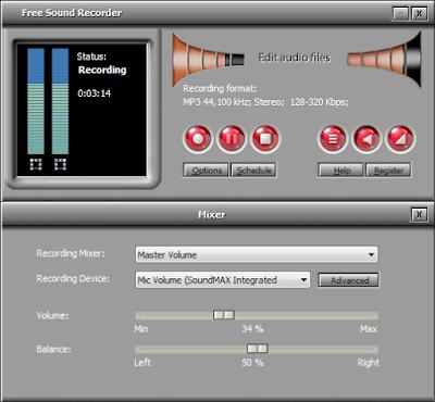 تحميل برنامج مسجل الصوت