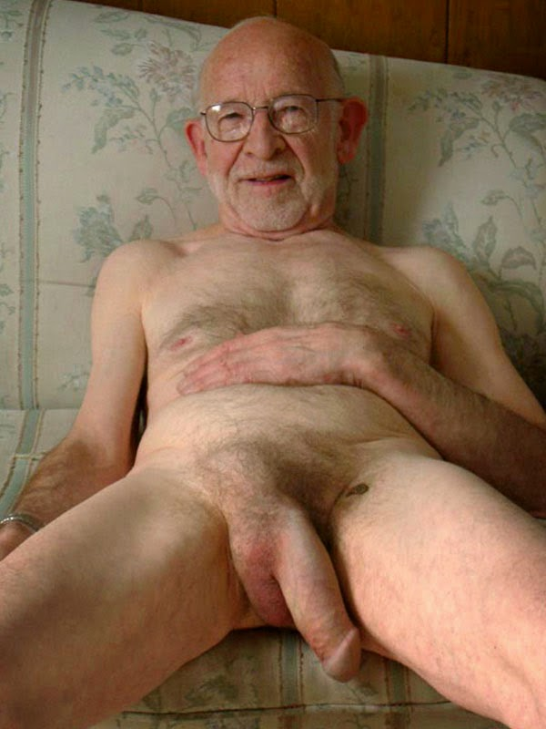 Grandpa hot naked picture consider
