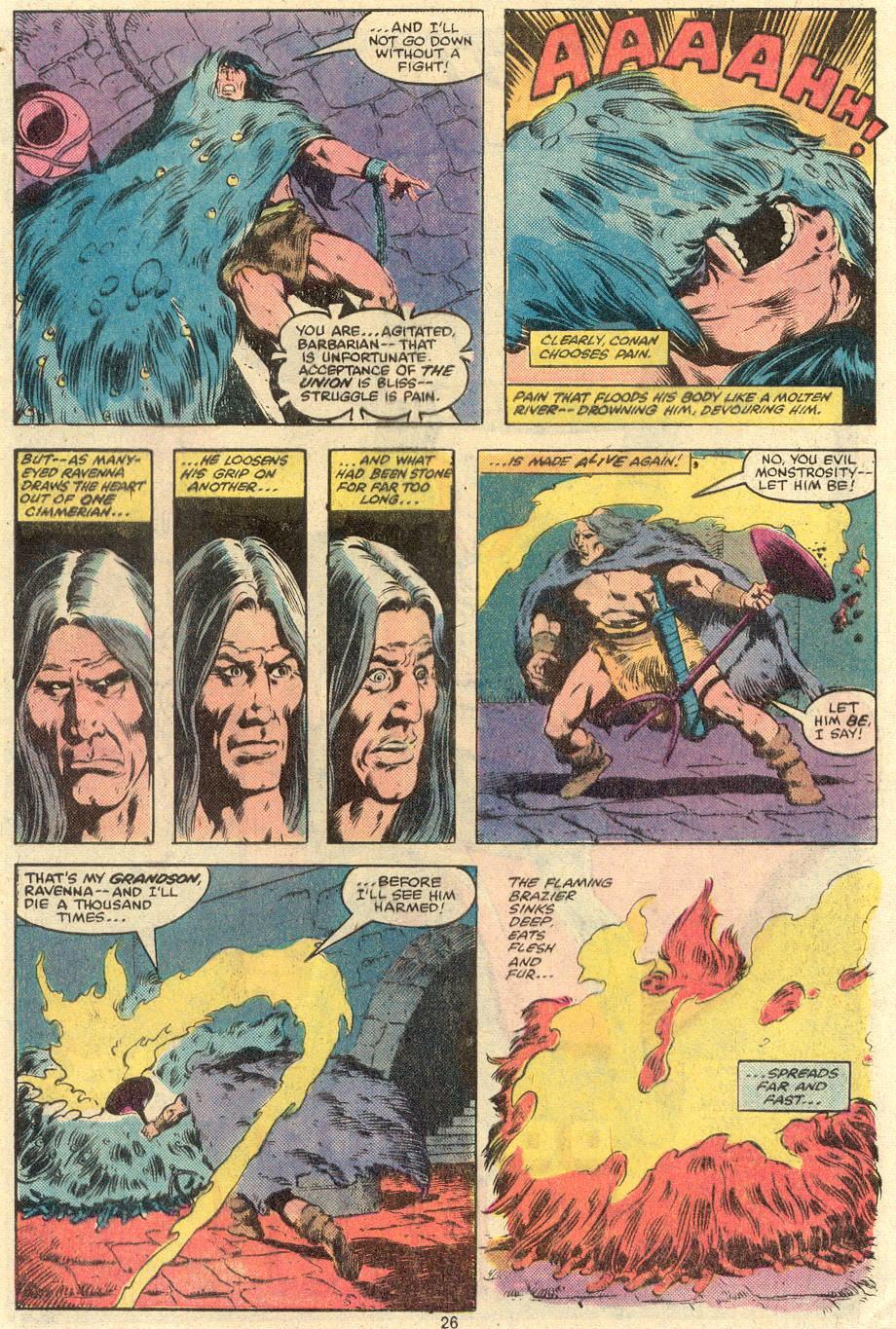 Conan the Barbarian (1970) Issue #119 #131 - English 20