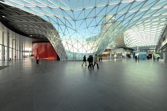 Tpe la toile d 39 araign e iii biomim tisme for Milano fiera