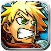 BattleLand: Warrior vs Monster HD [Free iPad Game]