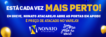 Em breve, Nonato Atacarejo em Apodi