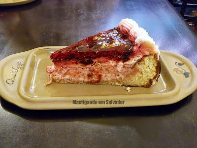 Abuela Goye: Torta Cheesecake