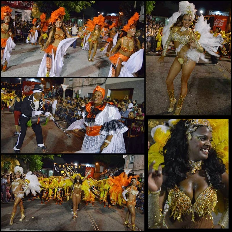 Carnaval. Desfile de Llamadas. Elumbé.