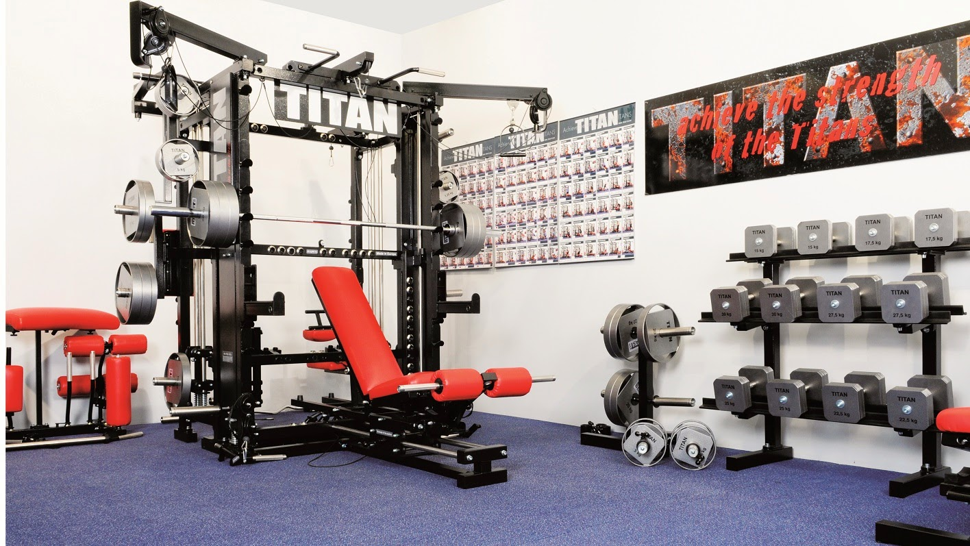Used gym equipment for sale commercial