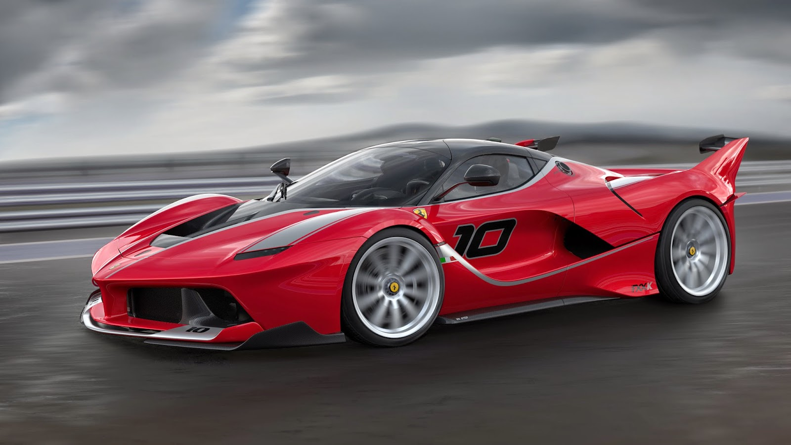 axis of oversteer ferrari fxx k designing the ultimate track toy. Black Bedroom Furniture Sets. Home Design Ideas