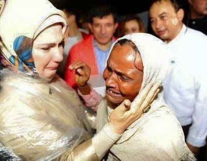 "CONGRAT ! TURKEY ! THIS IS ISLAM ISLAM NOT ""MELAYU ISLAM , ARAB ISLAM OR TURKEY ISLAM !"