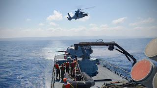 Naval exercise (Photo: IDF Spokesman's Office)
