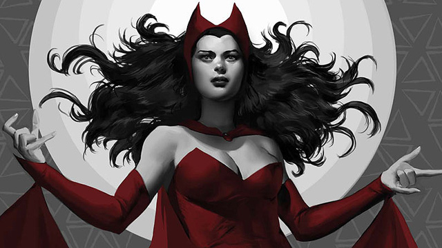 Scarlet Witch Character Review - 1