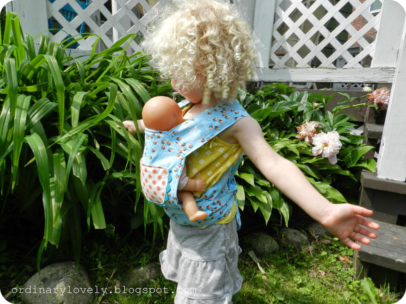 Ergo Baby Carrier For Dolls Baby Doll Carrier