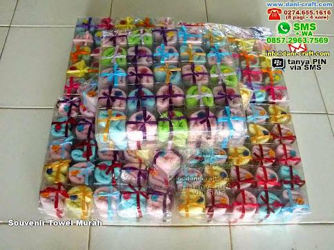 Souvenir Towel Murah Handuk Kab Jombang