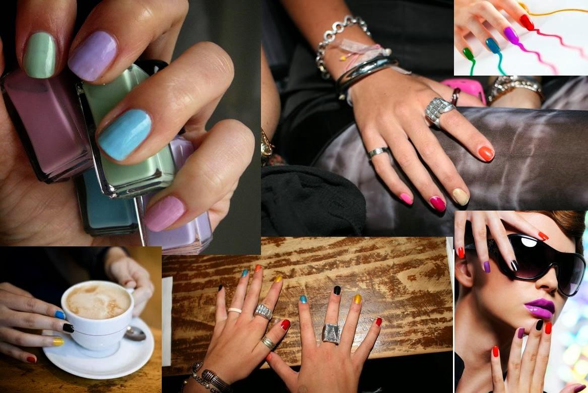 Nail Polish amp Nail Design Trends  Fashionisers