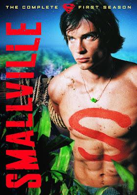 Smallville (TV Series) S01 DVD R1 NTSC Latino