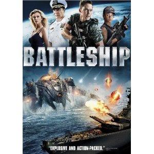 Battleship Release Date DVD