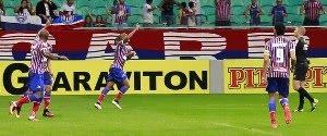Melhores momentos do jogo Bahia 1 x 0 Luverdense