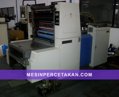 Fuji Shinohara Offset Machine