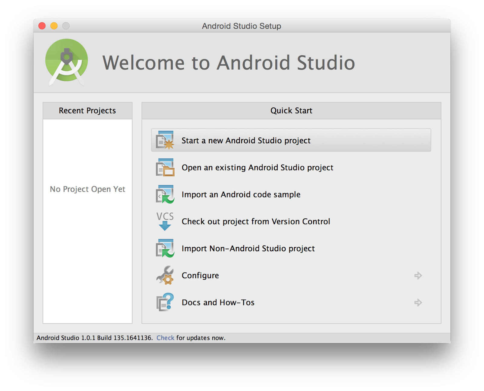 android studio how to create a game engine