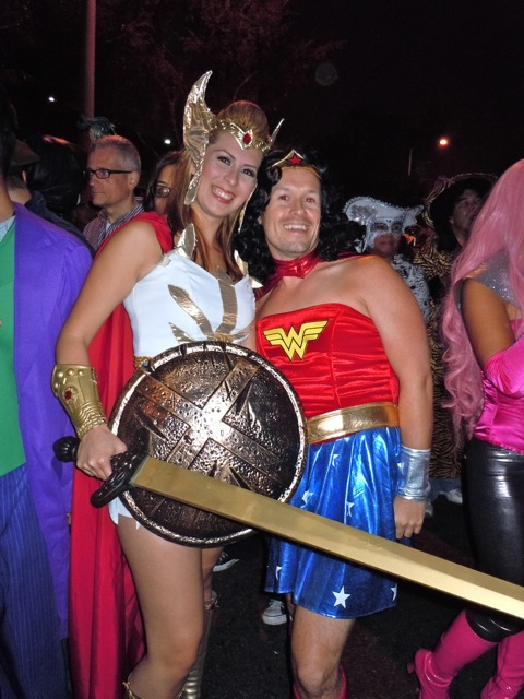 She-Ra West Hollywood Halloween costume