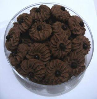 Cara Buat Kue Kering Coklat