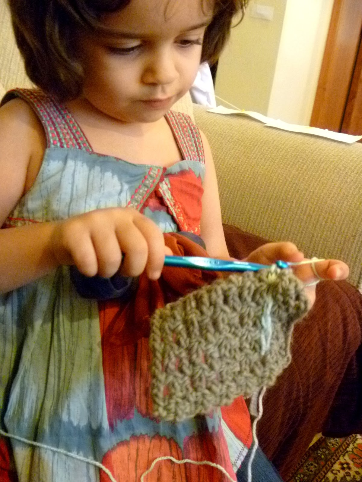 Stitch story a new approach to teaching a child to crochet a new approach to teaching a child to crochet ccuart Choice Image