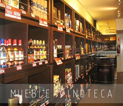 Mueble vinote el pozito for Muebles para vinotecas