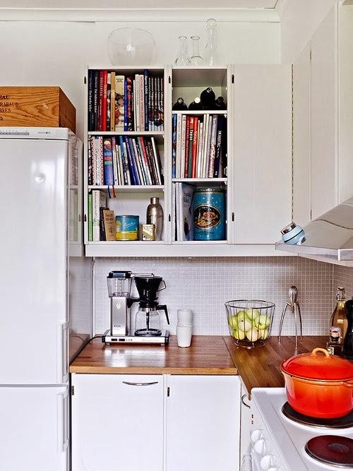 Cocinas peque as con grandes soluciones saca el m ximo partido a tu cocina decoraci n - Soluciones cocinas pequenas ...