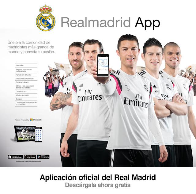 Real Madrid App para ver el canal Real Madrid TV en directo