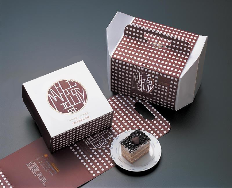 Cake Design Box : Design Context: Cupcake packaging