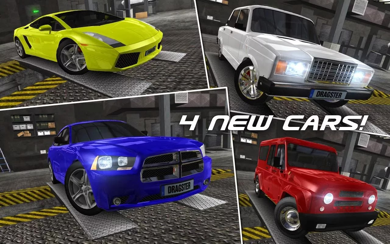 Drag Racing 3D v1.7.1