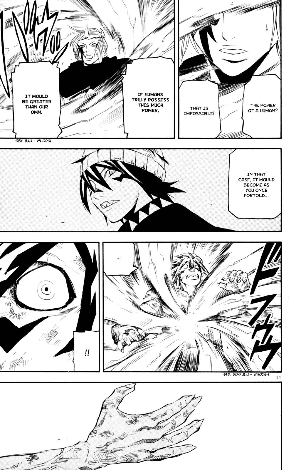 Kurozakuro - Chapter 56
