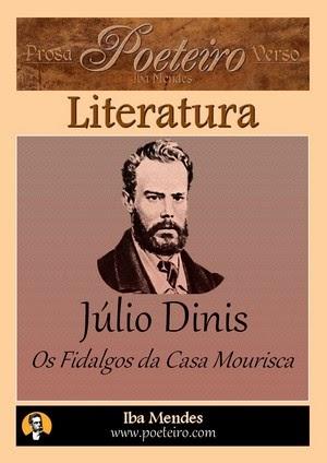 Os Fidalgos da Casa Mourisca, de Júlio Dinis