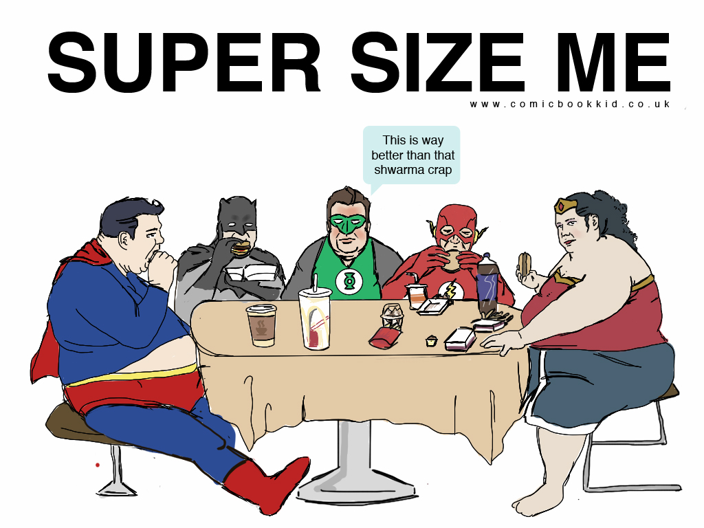 super size me thesis Super size me essays: over 180,000 super size me essays, super size me term papers, super size me research paper, book reports supersize me essay's 1 one definition is a prose supersize me essay composition with a focused subject of discussion or a long, systematic discourse.