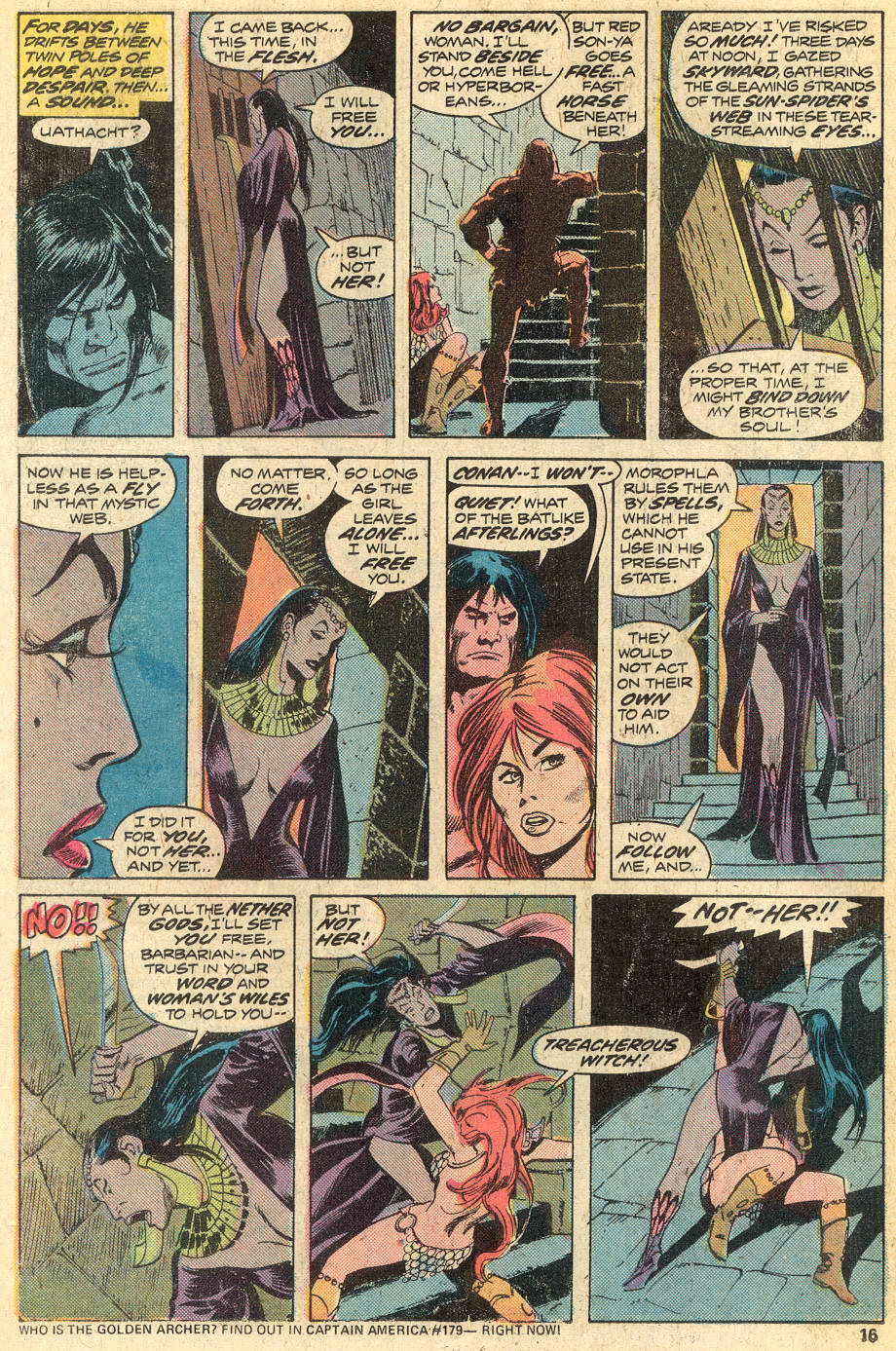 Conan the Barbarian (1970) Issue #44 #56 - English 11