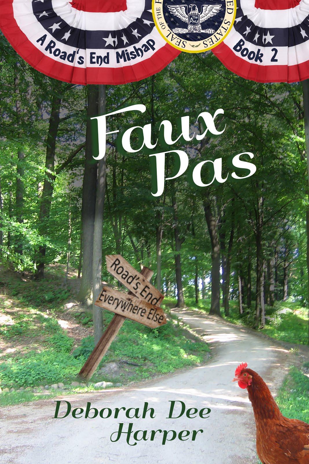 FAUX PAS