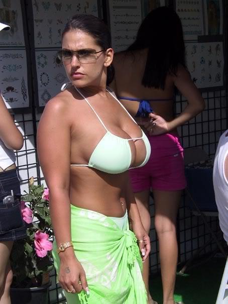 huge boobs older