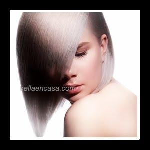 Otro factor importante a tomar en cuenta para logar un tono gris en el cabello es , que tonalidades tienes anteriormente en tu pelo, pues de eso dependerá