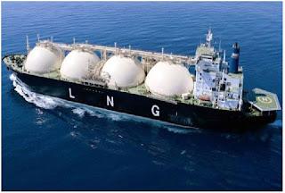 kapal gas