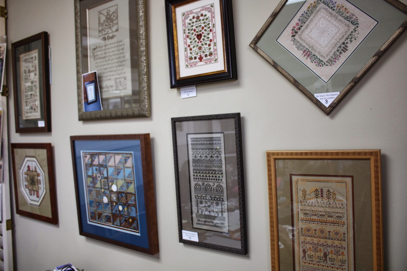 What You Need to Know Before You Have Your Needlework Framed | We ...