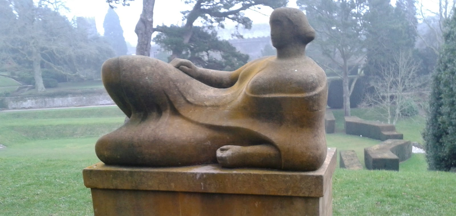 Western Independent: Henry Moore's 'Memorial Figure' at ...