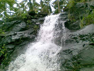 Waterfalls in Arimbra Mala