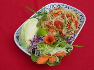 Papaya Salad from sxc.hu/poohsayhi